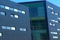 Budynek Dydaktyczny Instytutu Technologii  Żywności  PWSIiP w Łomży, ul Poznańska.