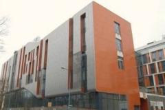 Centrum Nowych Technologii II Wydział Fizyki Uniwersytetu Warszawskiego, Warszawa Ochota